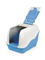 Mps netta био туалет для кошек 54х39х40h см с совком отзывы