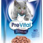 Превитал премиум в соусе с птицей для кошек стерилизованных