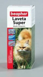 Масло для кожи и шерсти кошек laveta super for cats