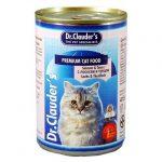 Отзывы о сухом корме доктор клаудер для кошек отзывы