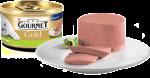Gourmet gold консервы 85 гр для кошек кролик паштет